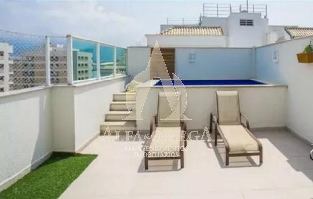 FOTO 1 - Apartamento 4 quartos à venda Barra da Tijuca, Rio de Janeiro - R$ 1.630.000 - AO50082 - 1