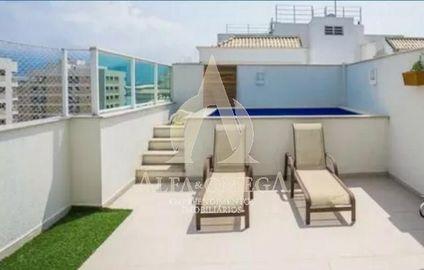 FOTO 2 - Apartamento 4 quartos à venda Barra da Tijuca, Rio de Janeiro - R$ 1.630.000 - AO50082 - 3