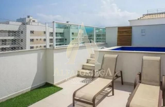 FOTO 3 - Apartamento 4 quartos à venda Barra da Tijuca, Rio de Janeiro - R$ 1.630.000 - AO50082 - 4