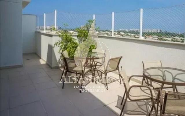 FOTO 5 - Apartamento 4 quartos à venda Barra da Tijuca, Rio de Janeiro - R$ 1.630.000 - AO50082 - 6