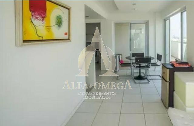 FOTO 7 - Apartamento 4 quartos à venda Barra da Tijuca, Rio de Janeiro - R$ 1.630.000 - AO50082 - 8