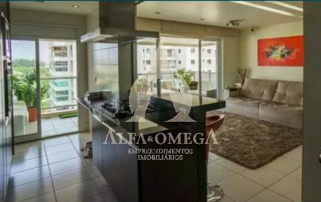 FOTO 9 - Apartamento 4 quartos à venda Barra da Tijuca, Rio de Janeiro - R$ 1.630.000 - AO50082 - 10