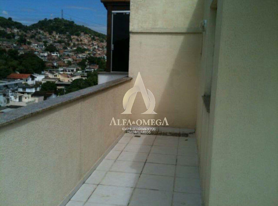 FOTO 2 - Cobertura 3 quartos à venda Praça Seca, Rio de Janeiro - R$ 395.000 - AOJ50013 - 3
