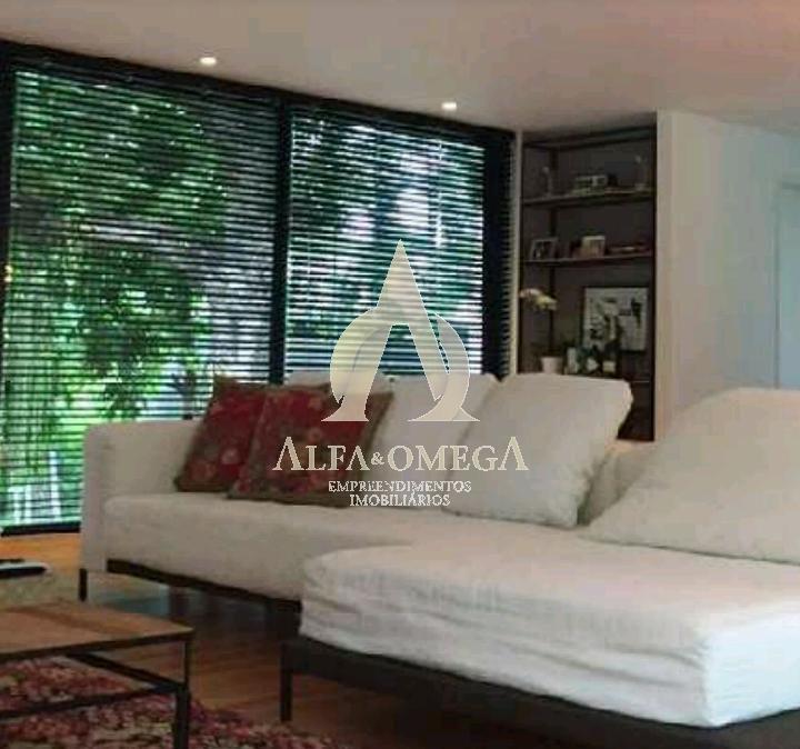 FOTO 10 - Casa Barra da Tijuca, Rio de Janeiro, RJ À Venda, 4 Quartos, 400m² - AO60027 - 11