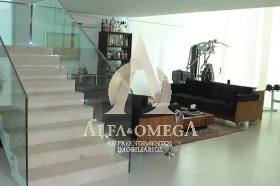 FOTO 3 - Casa em Condominio Itanhangá,Rio de Janeiro,RJ Para Venda e Aluguel,3 Quartos,544m² - AO60129 - 4