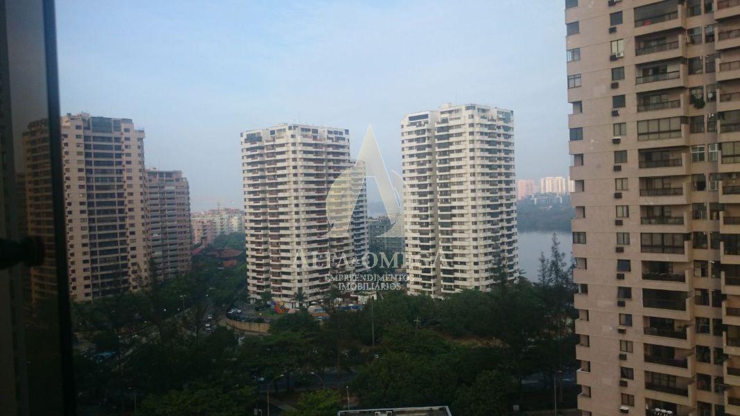 FOTO 3 - Apartamento 1 quarto à venda Barra da Tijuca, Rio de Janeiro - R$ 550.000 - AO10152 - 4