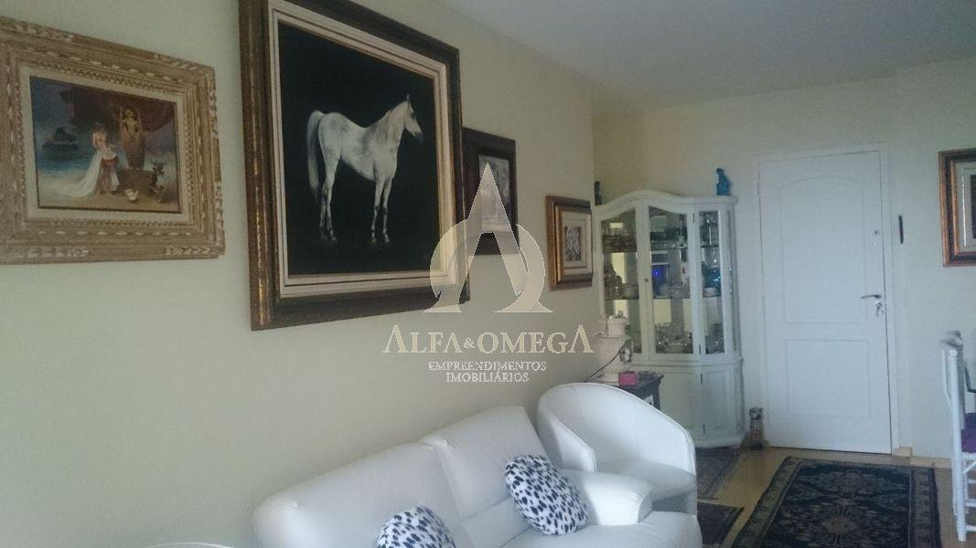 FOTO 5 - Apartamento 1 quarto à venda Barra da Tijuca, Rio de Janeiro - R$ 550.000 - AO10152 - 6