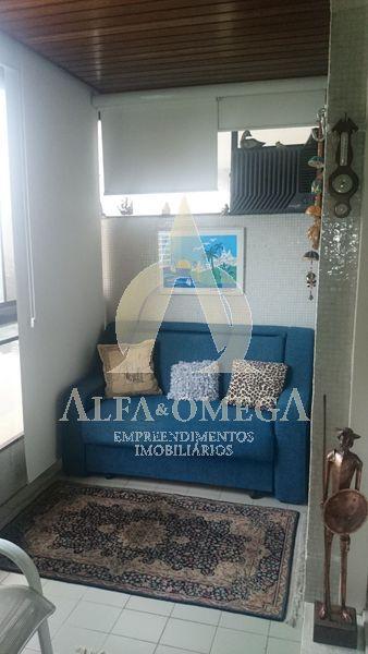 FOTO 12 - Apartamento 1 quarto à venda Barra da Tijuca, Rio de Janeiro - R$ 550.000 - AO10152 - 13