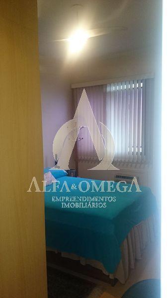 FOTO 16 - Apartamento 1 quarto à venda Barra da Tijuca, Rio de Janeiro - R$ 550.000 - AO10152 - 17