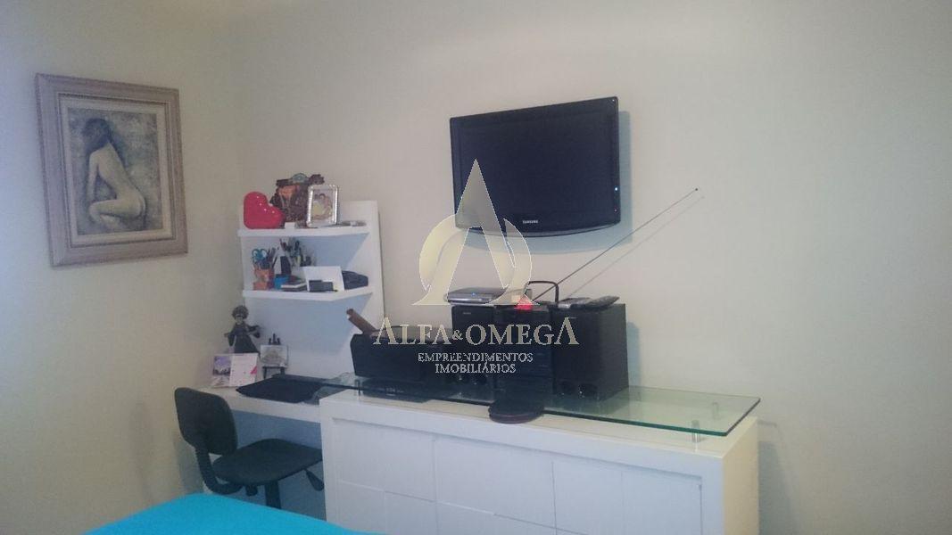 FOTO 20 - Apartamento 1 quarto à venda Barra da Tijuca, Rio de Janeiro - R$ 550.000 - AO10152 - 21