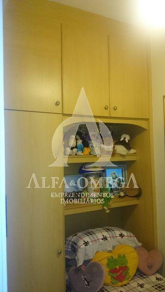 FOTO 22 - Apartamento 1 quarto à venda Barra da Tijuca, Rio de Janeiro - R$ 550.000 - AO10152 - 23
