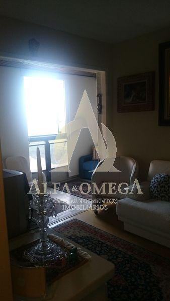 FOTO 24 - Apartamento 1 quarto à venda Barra da Tijuca, Rio de Janeiro - R$ 550.000 - AO10152 - 25