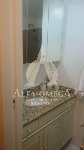 FOTO 25 - Apartamento 1 quarto à venda Barra da Tijuca, Rio de Janeiro - R$ 550.000 - AO10152 - 26