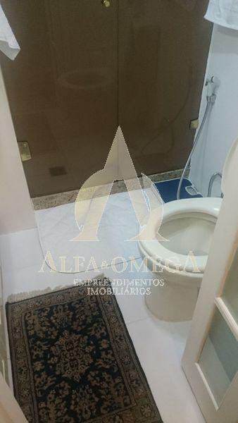 FOTO 27 - Apartamento 1 quarto à venda Barra da Tijuca, Rio de Janeiro - R$ 550.000 - AO10152 - 28