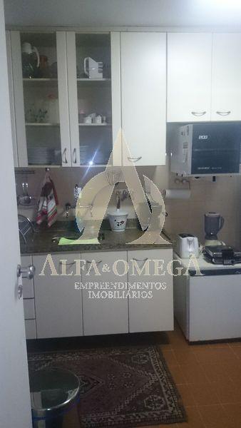 FOTO 31 - Apartamento 1 quarto à venda Barra da Tijuca, Rio de Janeiro - R$ 550.000 - AO10152 - 32