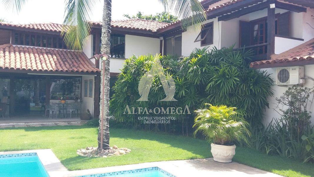 FOTO 22 - Casa Barra da Tijuca, Rio de Janeiro, RJ À Venda, 4 Quartos, 700m² - AO60051 - 22