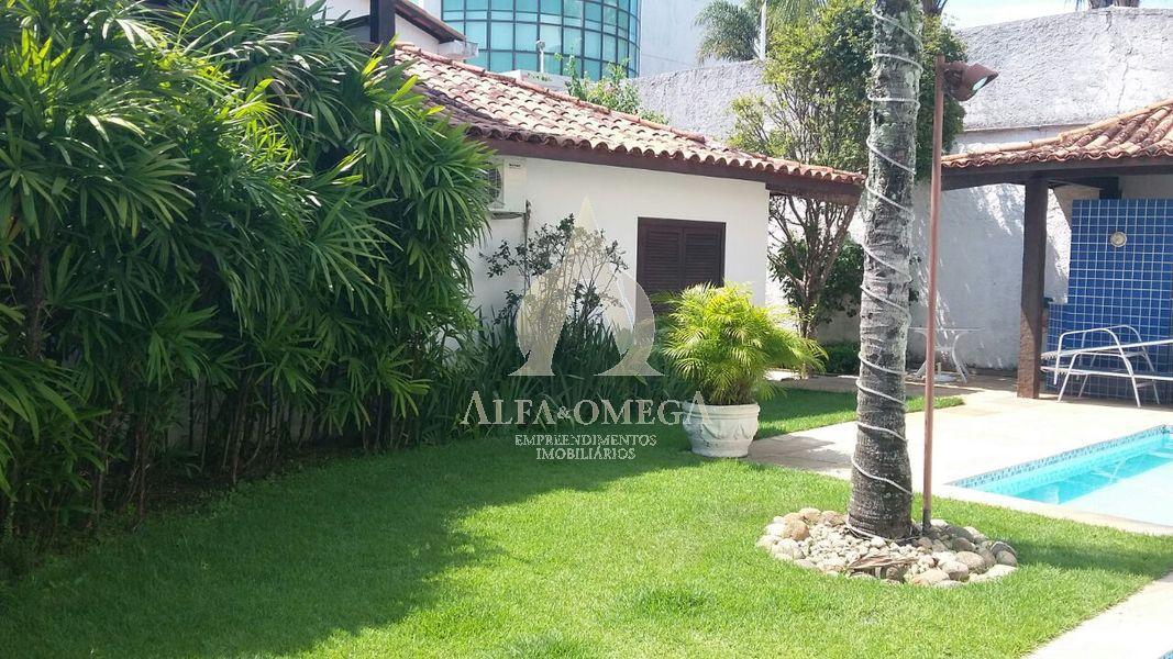 FOTO 1 - Casa Barra da Tijuca, Rio de Janeiro, RJ À Venda, 4 Quartos, 700m² - AO60051 - 1