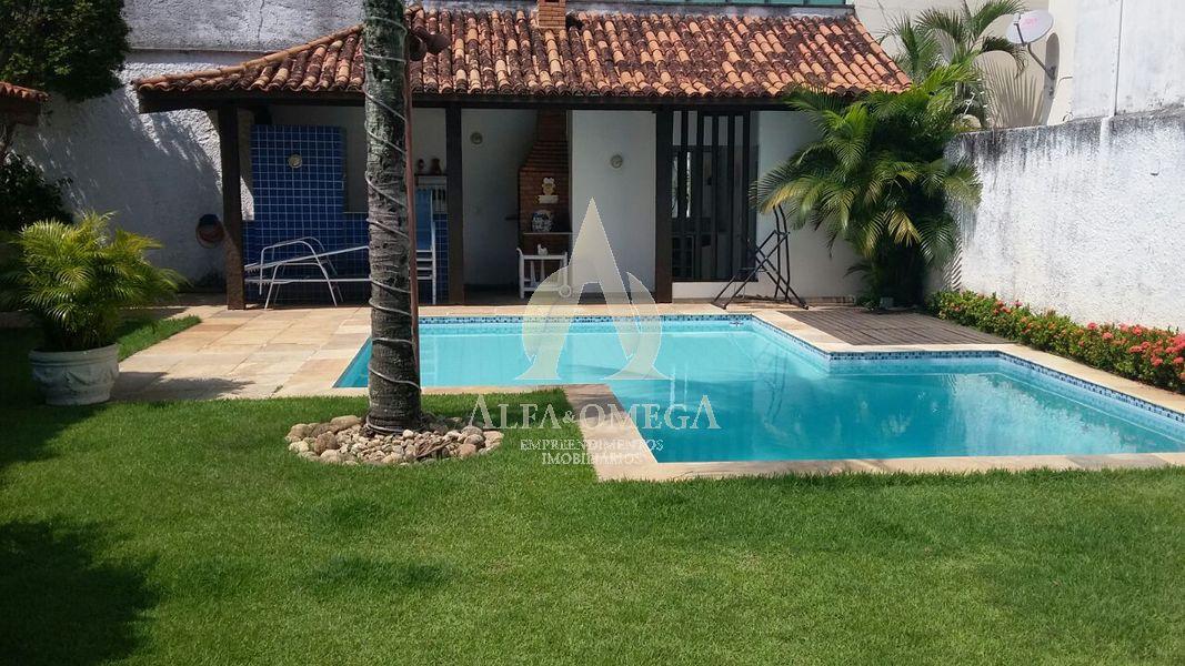 FOTO 23 - Casa Barra da Tijuca, Rio de Janeiro, RJ À Venda, 4 Quartos, 700m² - AO60051 - 23