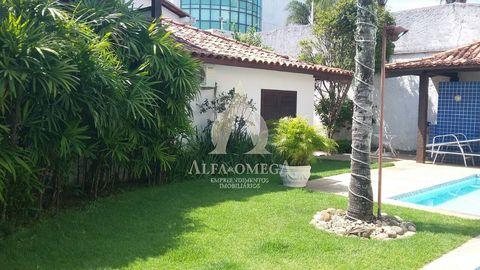 FOTO 2 - Casa Barra da Tijuca, Rio de Janeiro, RJ À Venda, 4 Quartos, 700m² - AO60051 - 2