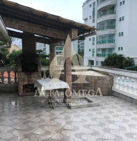 FOTO 3 - Casa Barra da Tijuca,Rio de Janeiro,RJ À Venda,4 Quartos,283m² - AO60069 - 3