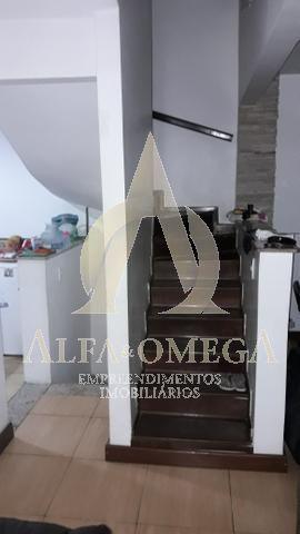 FOTO 3 - Casa Barra da Tijuca, Rio de Janeiro, RJ À Venda, 6 Quartos, 300m² - AO60070 - 3