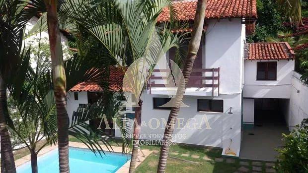 FOTO 3 - Casa Barra da Tijuca,Rio de Janeiro,RJ À Venda,5 Quartos,341m² - AO60073 - 3