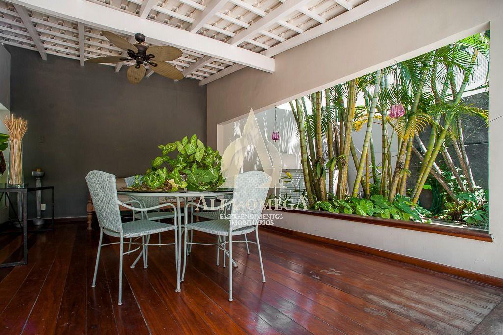 FOTO 18 - Casa Barra da Tijuca,Rio de Janeiro,RJ À Venda,4 Quartos,467m² - AO60090 - 18