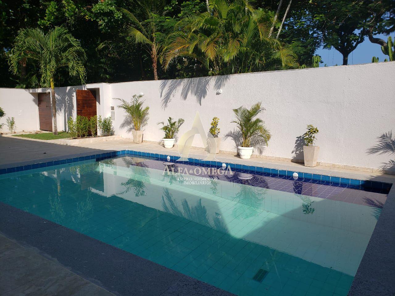 FOTO 1 - Casa 5 quartos à venda Barra da Tijuca, Rio de Janeiro - R$ 4.500.000 - AOJC60115 - 1