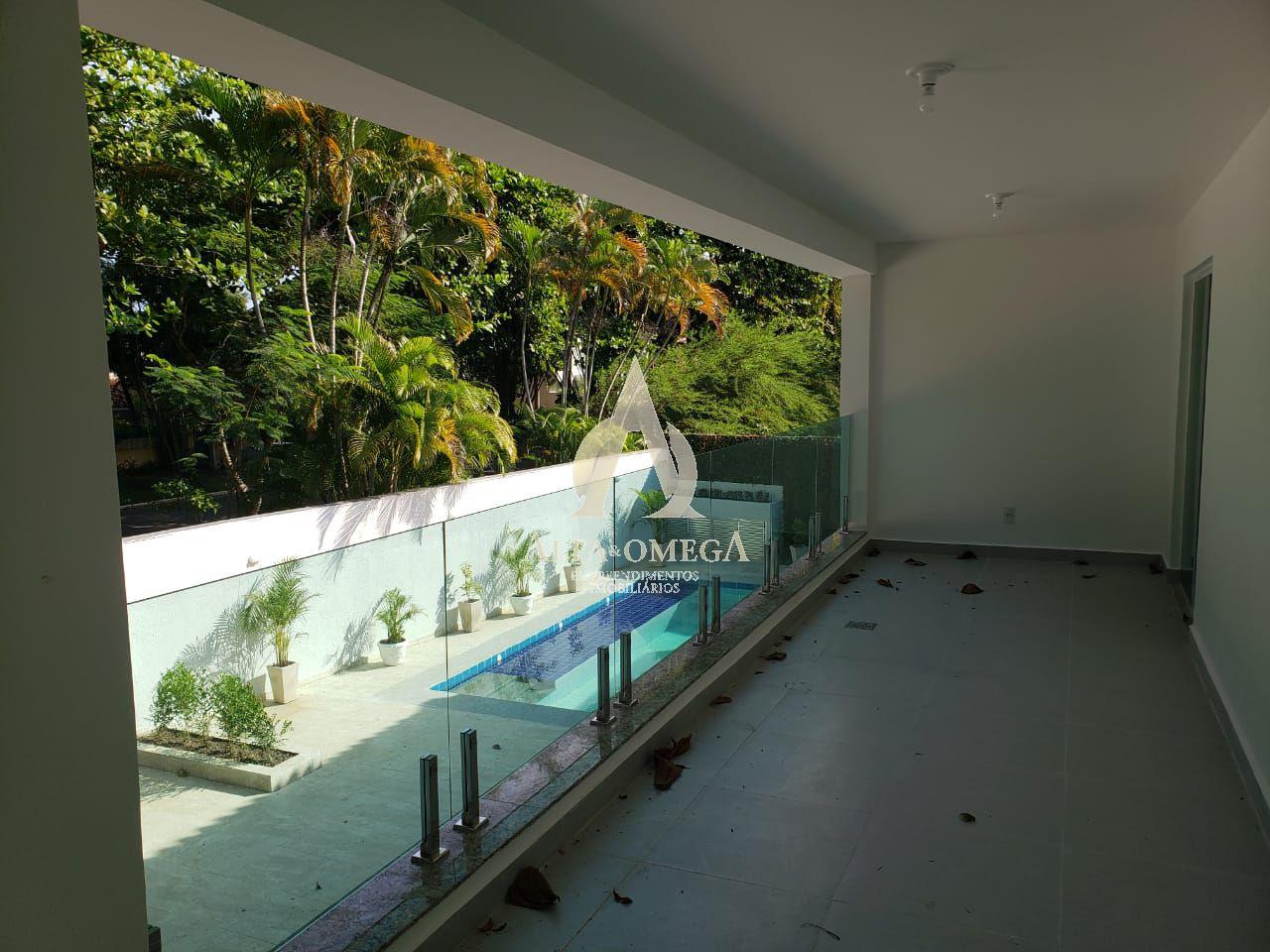 FOTO 3 - Casa 5 quartos à venda Barra da Tijuca, Rio de Janeiro - R$ 4.500.000 - AOJC60115 - 4