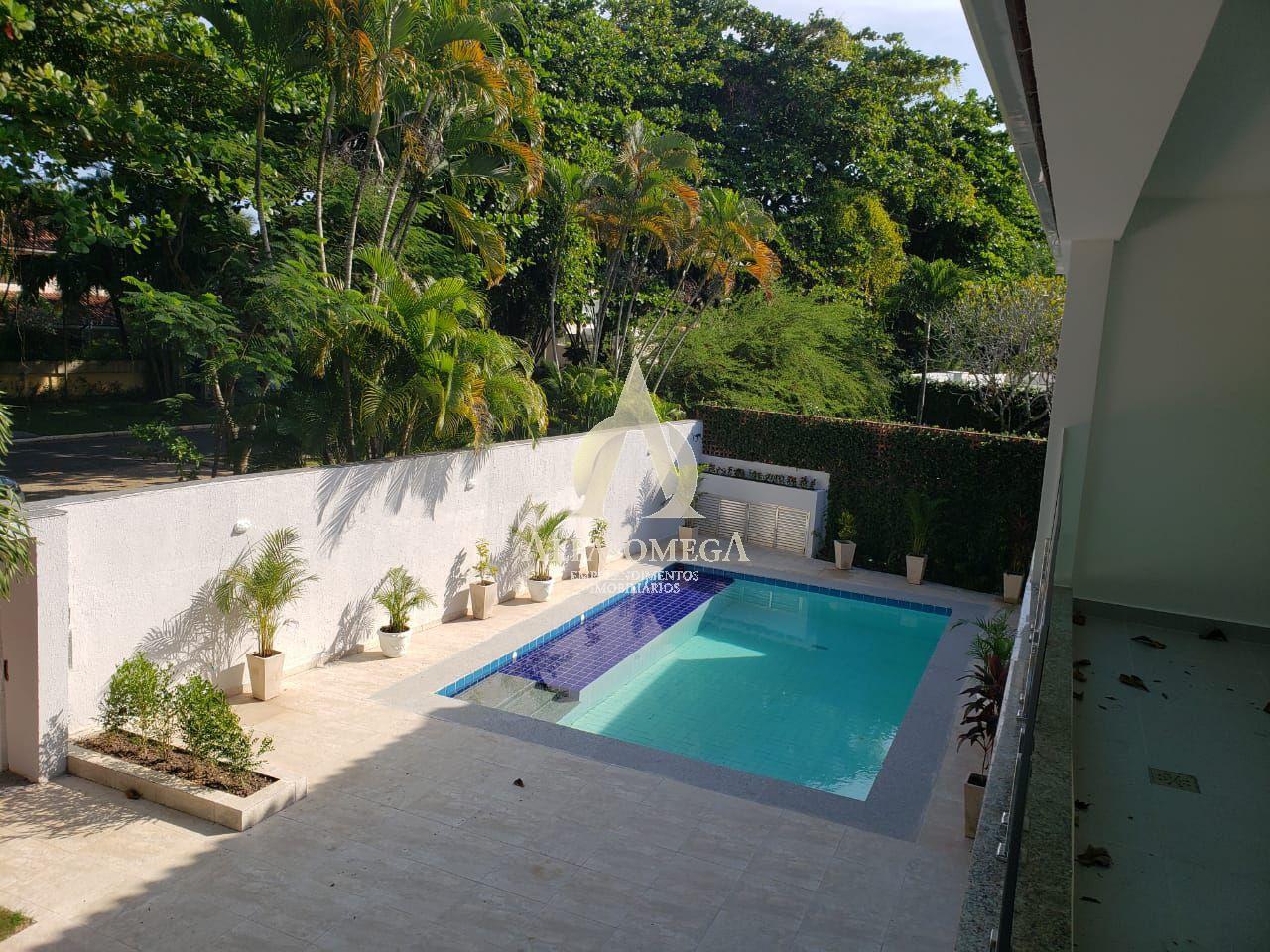 FOTO 19 - Casa 5 quartos à venda Barra da Tijuca, Rio de Janeiro - R$ 4.500.000 - AOJC60115 - 20