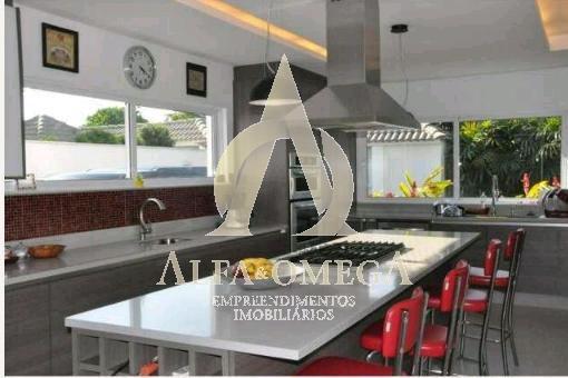 FOTO 10 - Casa em Condomínio Barra da Tijuca, Rio de Janeiro, RJ À Venda, 5 Quartos, 600m² - AO60121 - 10