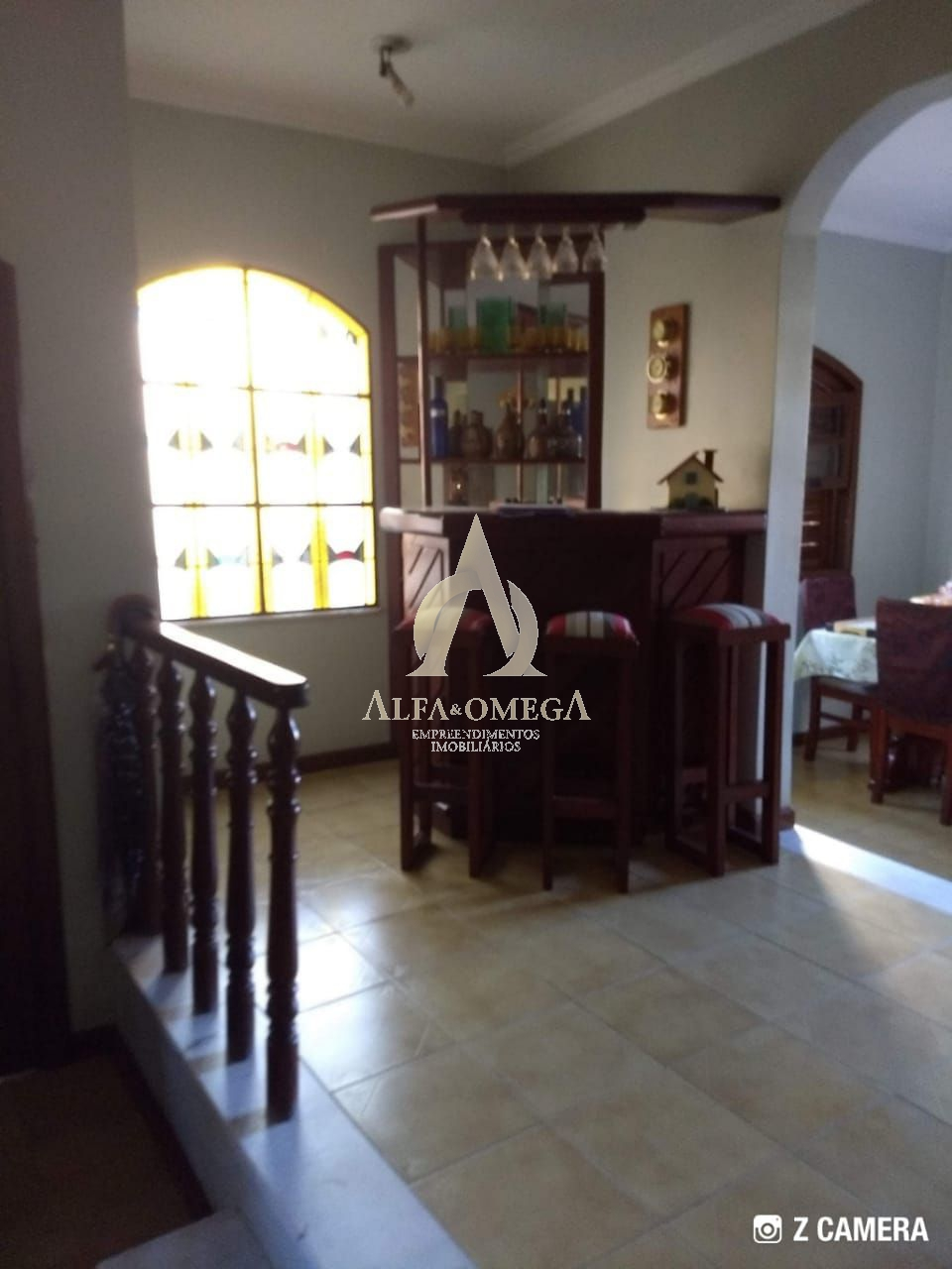 FOTO 4 - Casa em Condomínio 4 quartos à venda Barra da Tijuca, Rio de Janeiro - R$ 3.599.000 - AO60122 - 5