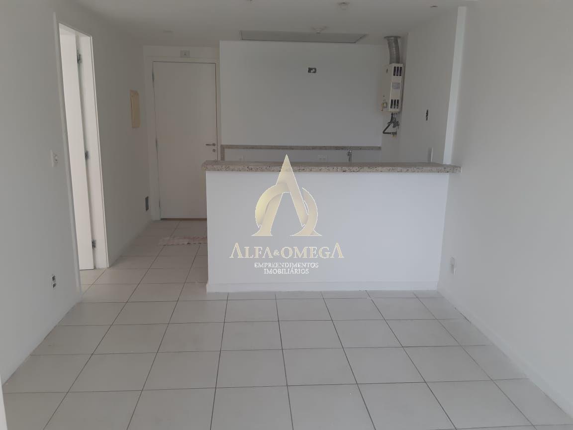 FOTO 3 - Apartamento Barra da Tijuca,Rio de Janeiro,RJ À Venda,1 Quarto,45m² - AOJ10006 - 4