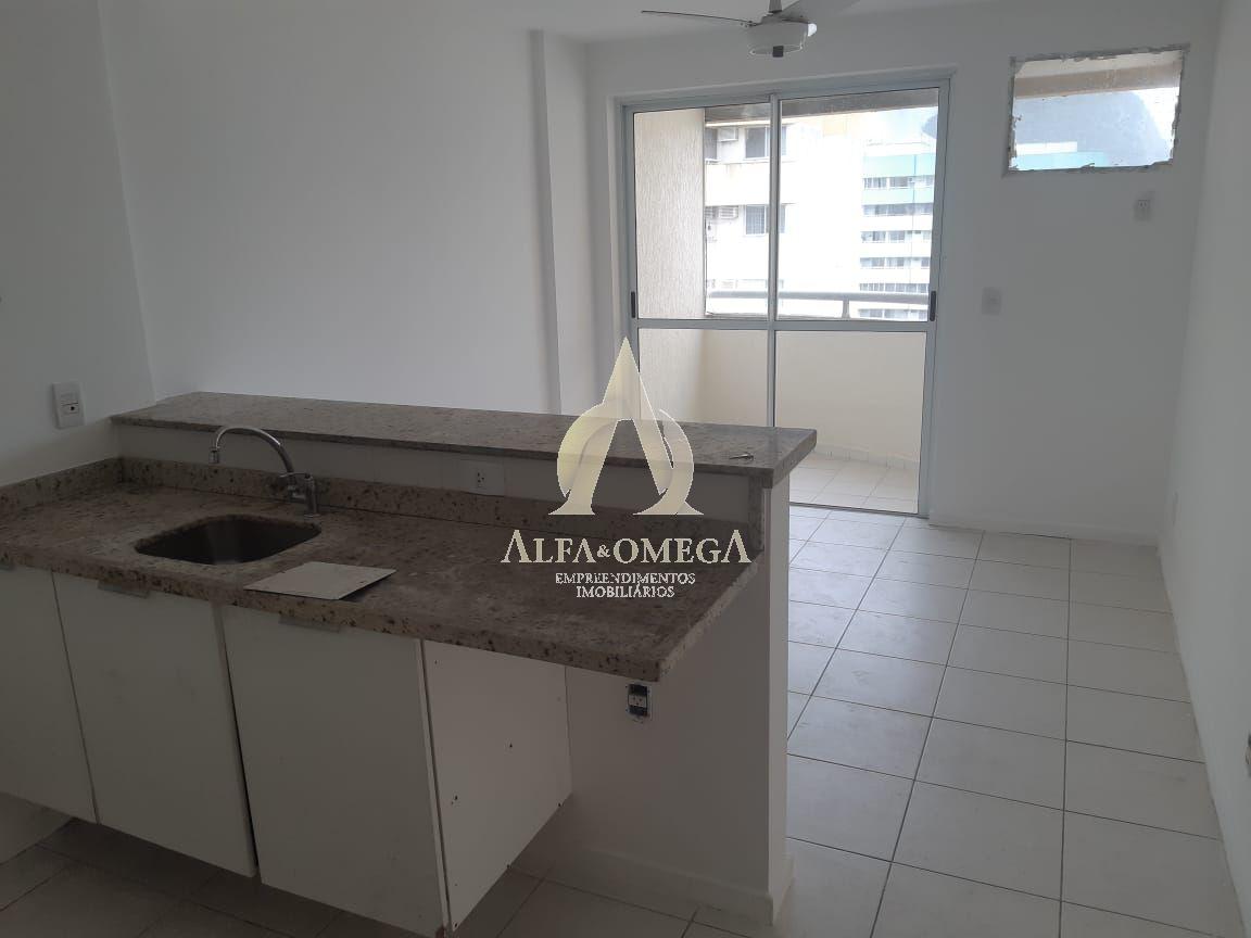 FOTO 11 - Apartamento Barra da Tijuca,Rio de Janeiro,RJ À Venda,1 Quarto,45m² - AOJ10006 - 12