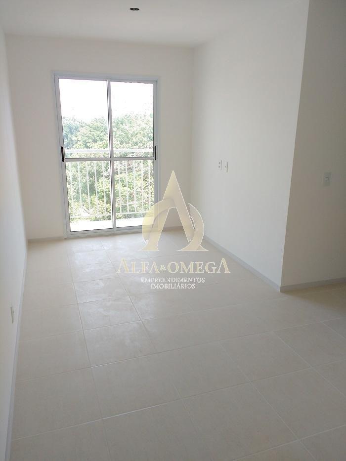 FOTO 6 - Apartamento 2 quartos à venda Curicica, Rio de Janeiro - R$ 265.000 - AOJ20001 - 7