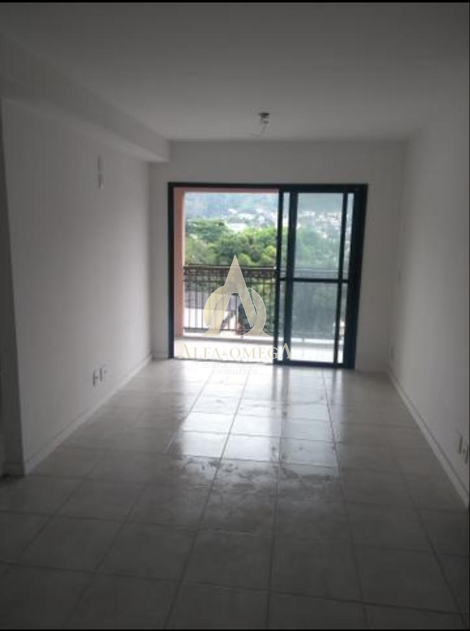 FOTO 5 - Apartamento 2 quartos à venda Taquara, Rio de Janeiro - R$ 350.000 - AOJ20017 - 5