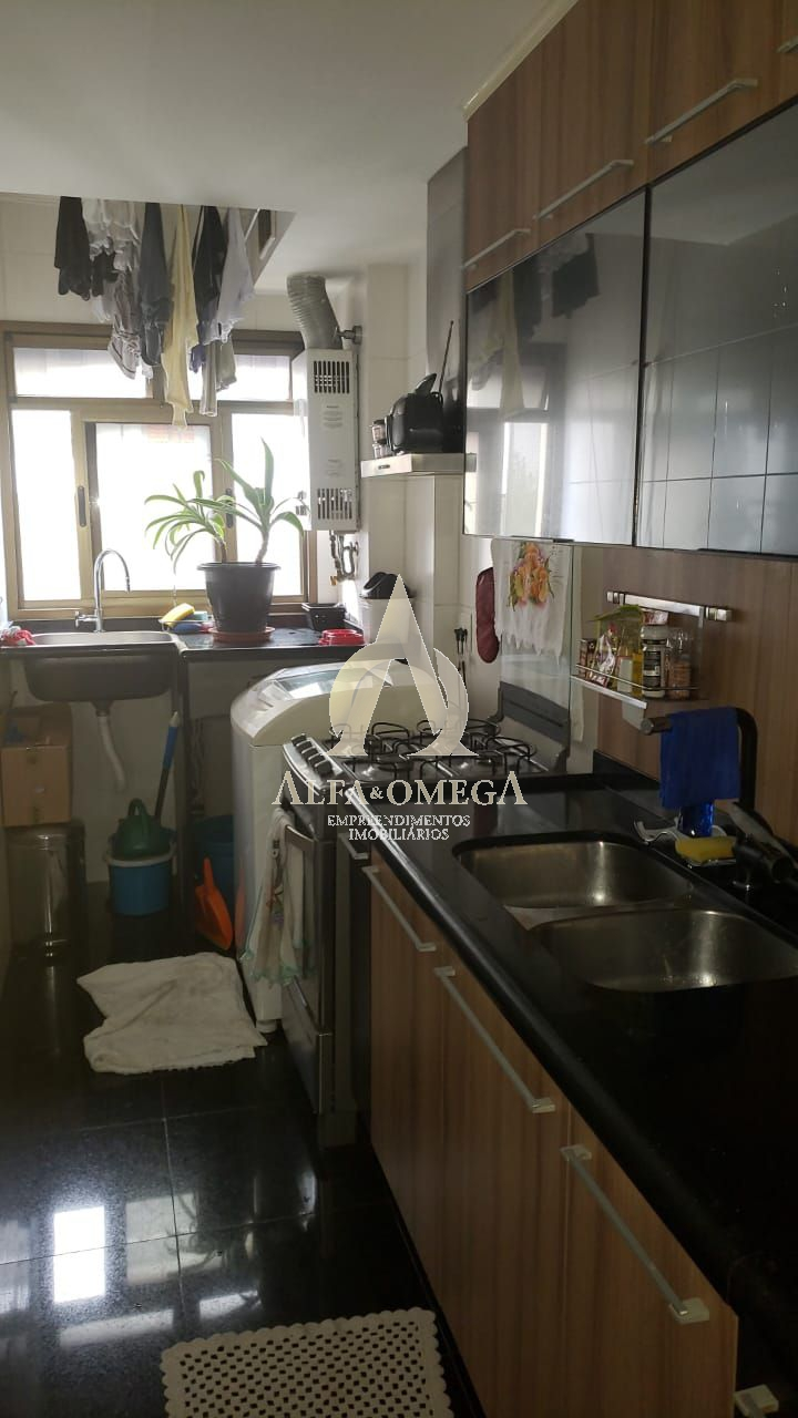 FOTO 16 - Apartamento Jacarepaguá, Rio de Janeiro, RJ À Venda, 2 Quartos, 70m² - AOJ20046 - 17