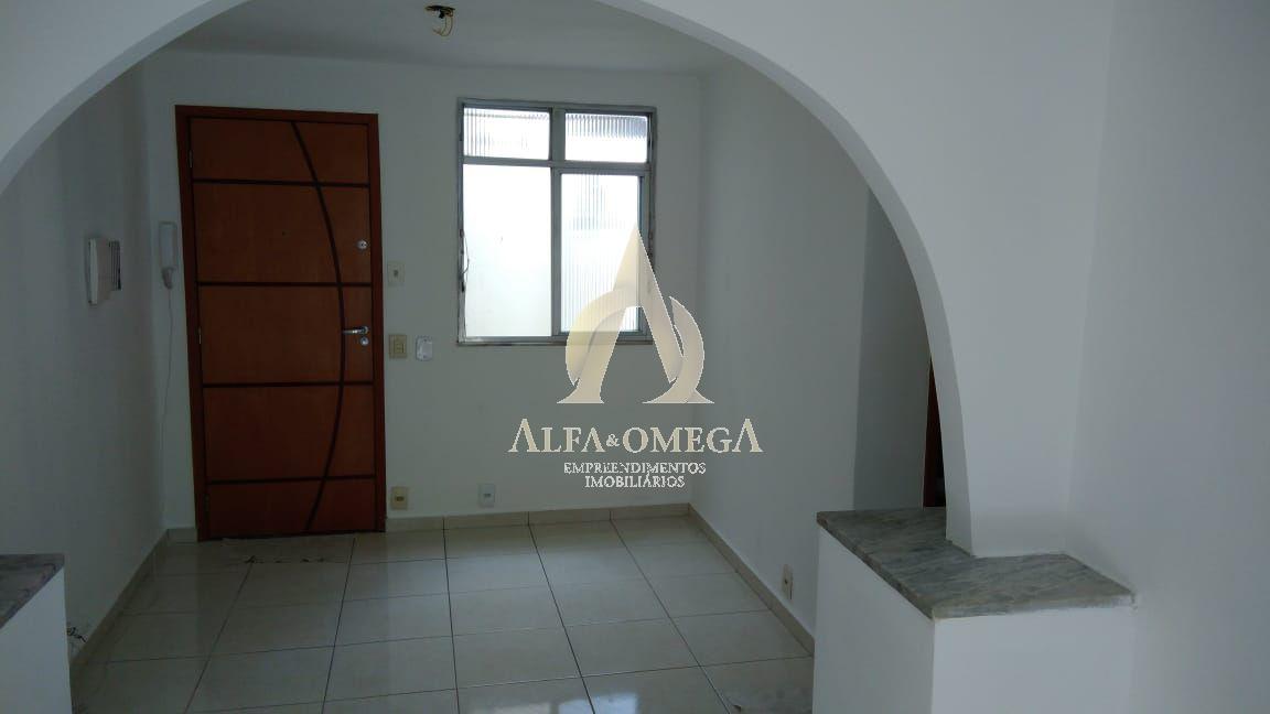 FOTO 3 - Apartamento Taquara, Rio de Janeiro, RJ À Venda, 2 Quartos, 60m² - AOJ20055 - 4