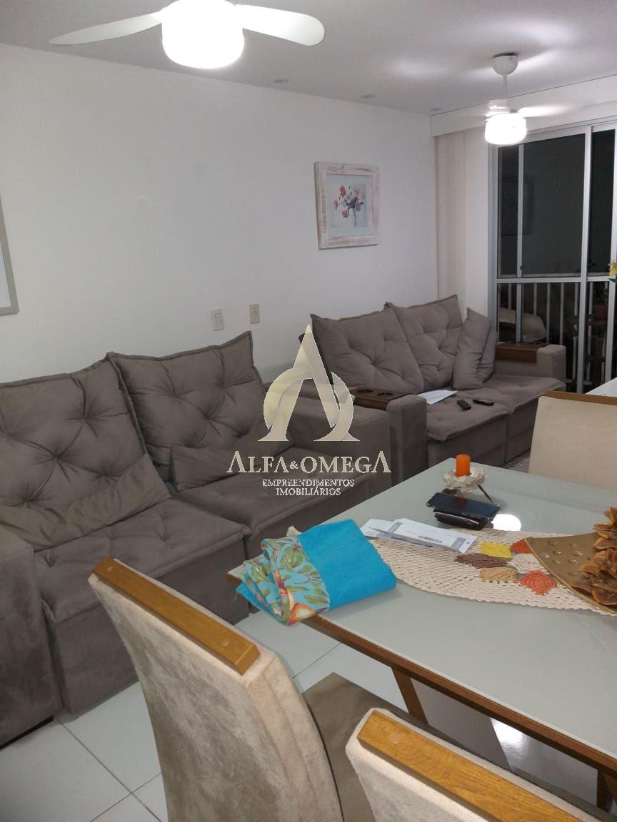 FOTO 2 - Apartamento Taquara,Rio de Janeiro,RJ À Venda,2 Quartos,54m² - AOJ20056 - 3