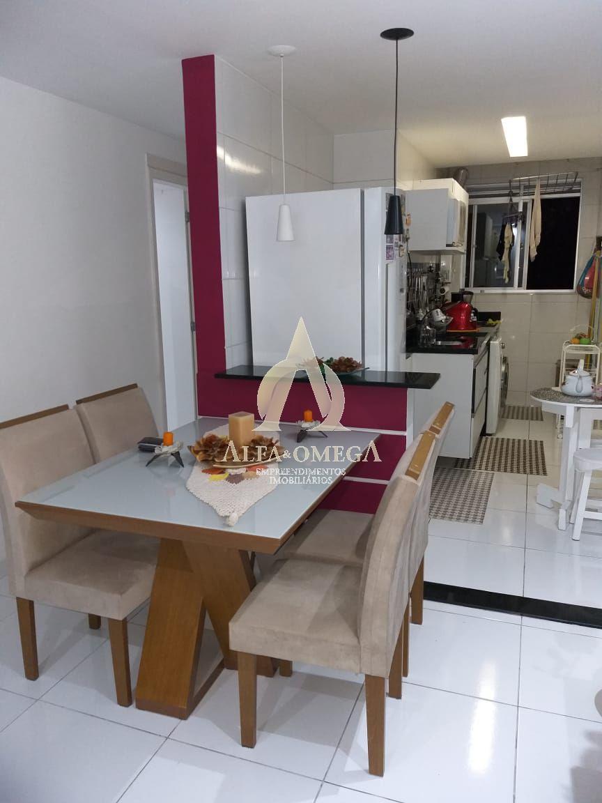 FOTO 7 - Apartamento Taquara,Rio de Janeiro,RJ À Venda,2 Quartos,54m² - AOJ20056 - 8