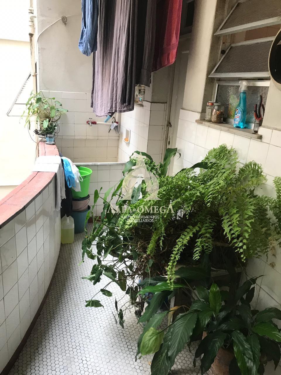 FOTO 1 - Apartamento Copacabana, Rio de Janeiro, RJ À Venda, 3 Quartos, 140m² - AOJ30003 - 1