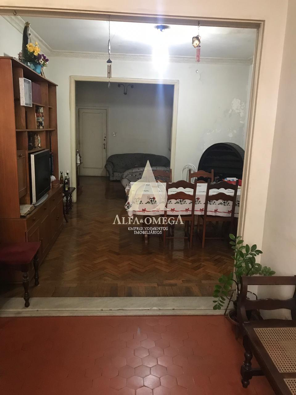 FOTO 2 - Apartamento Copacabana, Rio de Janeiro, RJ À Venda, 3 Quartos, 140m² - AOJ30003 - 3