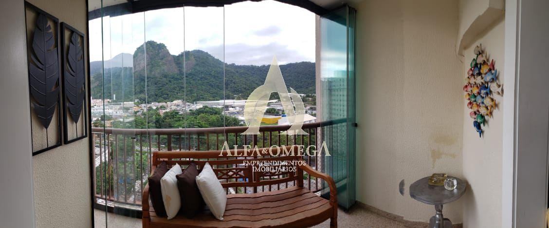 FOTO 2 - Apartamento Camorim, Rio de Janeiro, RJ À Venda, 4 Quartos, 97m² - AOJ40002 - 3