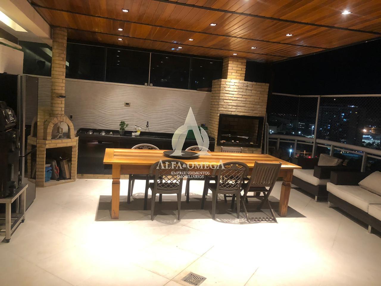 FOTO 26 - Cobertura Jacarepaguá, Rio de Janeiro, RJ Para Venda e Aluguel, 2 Quartos, 249m² - AOJ50012 - 27