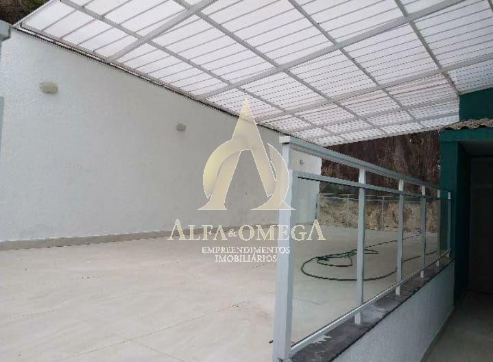 GARAGEM - Casa em Condomínio Taquara, Rio de Janeiro, RJ À Venda, 3 Quartos, 520m² - AOJ60006 - 14