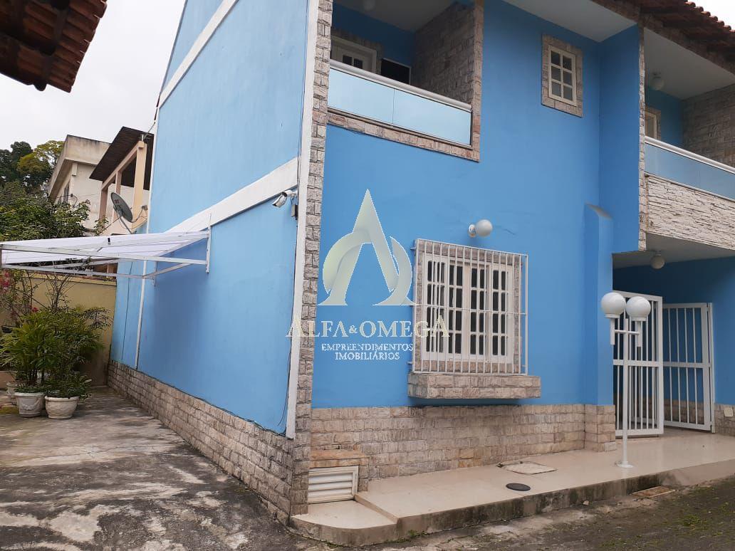 FOTO 3 - Casa em Condominio Taquara,Rio de Janeiro,RJ Para Alugar,2 Quartos,110m² - AOJ60006L - 3