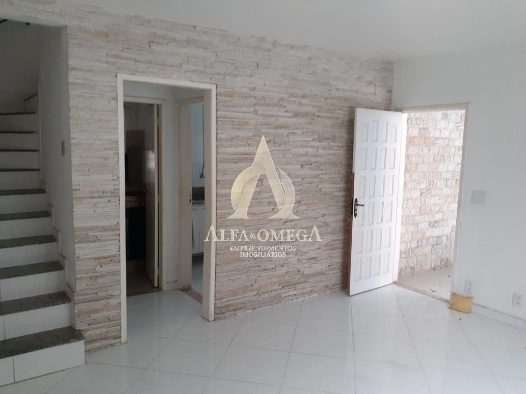 FOTO 10 - Casa em Condominio Taquara,Rio de Janeiro,RJ Para Alugar,2 Quartos,110m² - AOJ60006L - 10