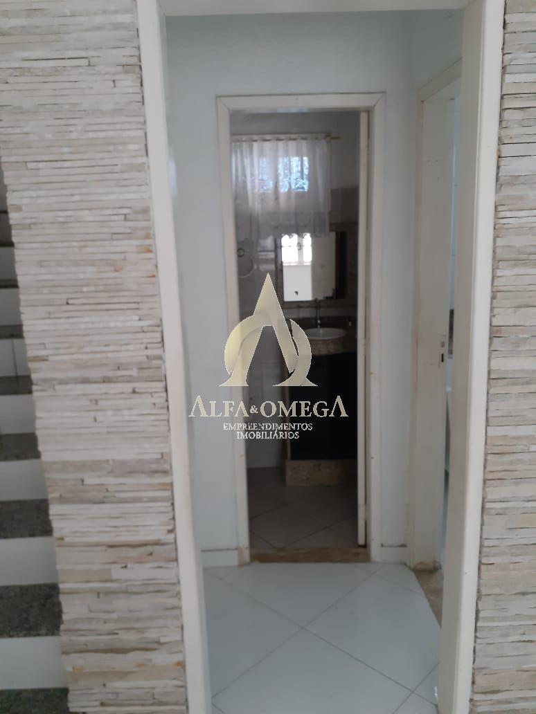 FOTO 12 - Casa em Condominio Taquara,Rio de Janeiro,RJ Para Alugar,2 Quartos,110m² - AOJ60006L - 12