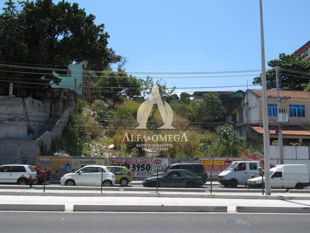 FOTO 1 - Terreno Multifamiliar à venda Campinho, Rio de Janeiro - R$ 880.000 - AOJ70001 - 1
