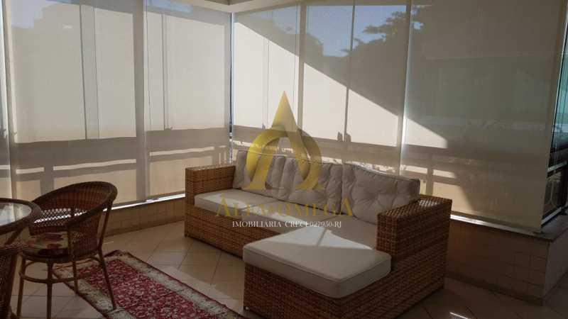 1 - Apartamento Avenida Genaro de Carvalho,Recreio dos Bandeirantes, Rio de Janeiro, RJ À Venda, 2 Quartos, 102m² - AOJ20079 - 4